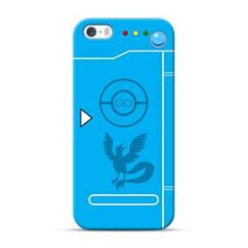 Pokemon Go Team Mystic iPhone 5S, 5 Case