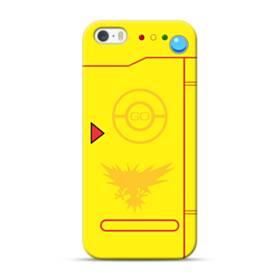 Pokemon Go Team Instinct iPhone 5S, 5 Case