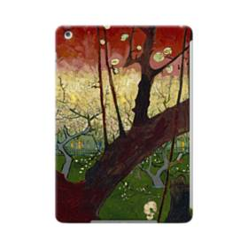 Van Gogh Flowering Plum Orchard After Hiroshige iPad Air Case