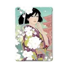 Japanese Girl iPad Air Case