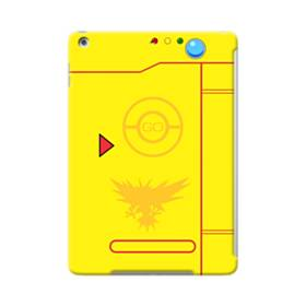 Pokemon Go Team Instinct iPad Air Case
