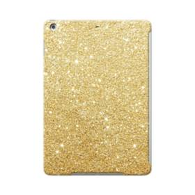 Gold Glitter Bling Sparkle iPad Air Case