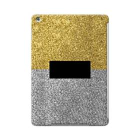 Gold And Silver Glitter iPad Air Case