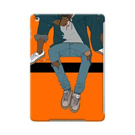 Rodeo Illustration iPad Air Case