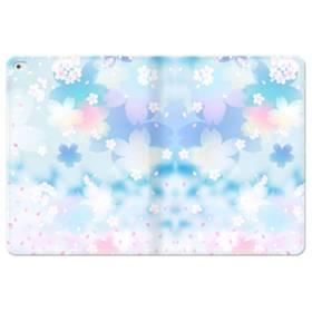 Sakura Aurora iPad Pro 12.9 (2015) Folio Leather Case
