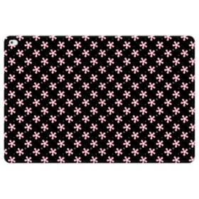 Japanese Floral Pattern iPad Pro 12.9 (2015) Folio Leather Case