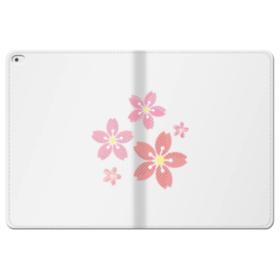 Sakura Flowers iPad Pro 12.9 (2015) Folio Leather Case