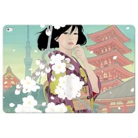 Japanese Girl iPad Pro 12.9 (2015) Folio Leather Case