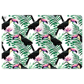 Garden Toucan iPad Pro 12.9 (2015) Folio Leather Case