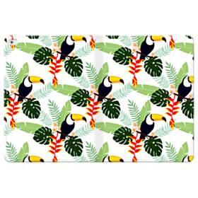 Tropical Garden Parrot iPad Pro 12.9 (2015) Folio Leather Case