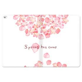 Spring Has Come iPad Pro 12.9 (2015) Folio Leather Case