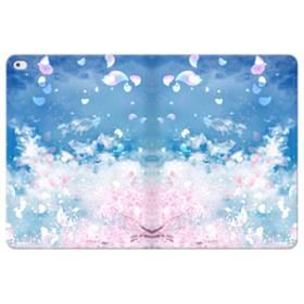 Sakura Petal iPad Pro 12.9 (2015) Folio Leather Case