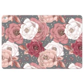 Love Flowers iPad Pro 12.9 (2015) Folio Leather Case