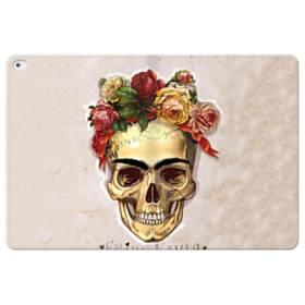 Frida Kahlo Rose Skull iPad Pro 12.9 (2015) Folio Leather Case