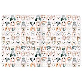 Drawing Dogs iPad Pro 12.9 (2015) Folio Leather Case