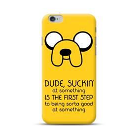 Funny dog face meme iPhone 6S/6 Plus Case
