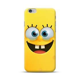 SpongeBob Smiling Face iPhone 6S/6 Plus Case