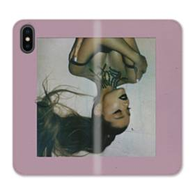 Girlfriend iPhone X Flip Case