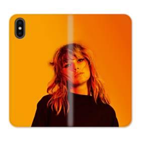Taylor Swift Photoshoot iPhone X Flip Case