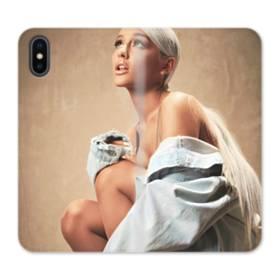 Raindrops iPhone X Flip Case