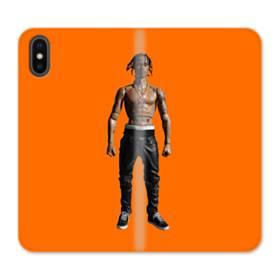 Rodeo Action Figure iPhone X Flip Case