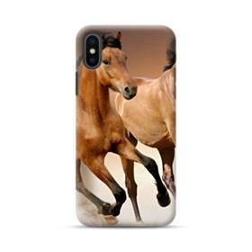 Horses Running iPhone XS Max Case
