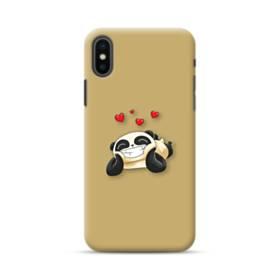 Panda In Love iPhone XS Max Case
