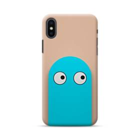 Blue Guy iPhone XS Max Case