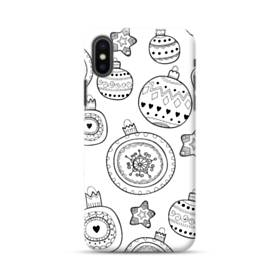 Pattern Christmas iPhone XS Max Case