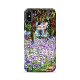 Claude Monet Garden At Giverny iPhone XS Max Case