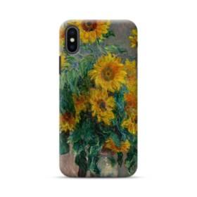 Claude Monet Sunflowers iPhone XS Max Case