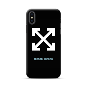 Arrows Mirror iPhone XS Max Case