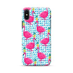 Flamingos And Pineapples iPhone XS Max Case