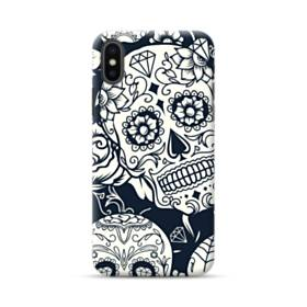 Sugar Skulls iPhone XS Max Case