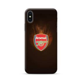 Asenal Logo iPhone XS Max Case