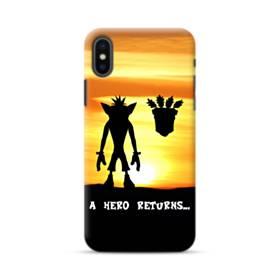 A Hero Returns iPhone XS Max Case