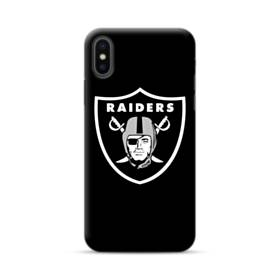 Oakland Raiders iPhone XS Max Case