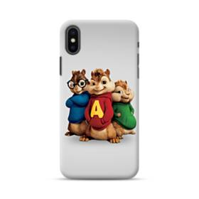 Alvin And The Chipmunks iPhone XS Max Case