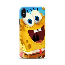 Spongebob iPhone XS Max Case