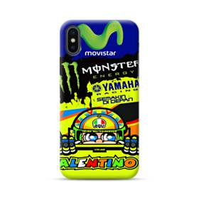 Valentino Rossi Cartoon iPhone XS Max Case