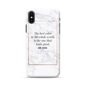 Quote iPhone XS Max Cases | Case-Custom