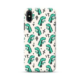 Dinosaurs Pattern iPhone XS Max Case