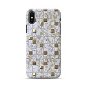 Luxury Golden Mural iPhone XS Max Case