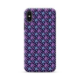 Sakura Blossoms Blue iPhone XS Max Case