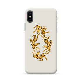 Tiger Vintage iPhone XS Max Case