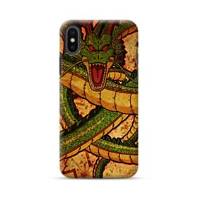 Chinese Dragon Drawing iPhone XS Max Case