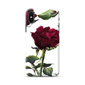 Rose Design iPhone XS Max Case