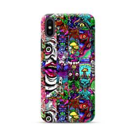 Joker Collage iPhone XS Max Case