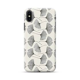 Ginko Leaves iPhone XS Max Case