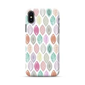 Cute Leaves iPhone XS Max Case